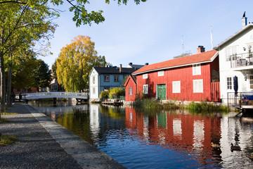 River in Norrtalje