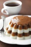 Gelatin dessert poster