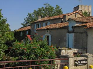 Ville de Marthon ; Charente, Limousin, Périgord