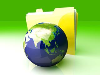 Globales Verzeichniss - Asia