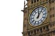 Big Ben Details - Palace of Westminster, London