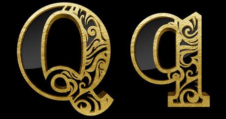 Gorgeous Q