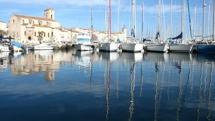 Au fil de l'eau du port de La Ciotat