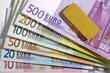 euro und gold