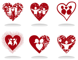 Heart icon8