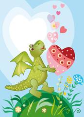 In love draco