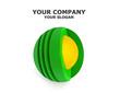 logo gelb grün