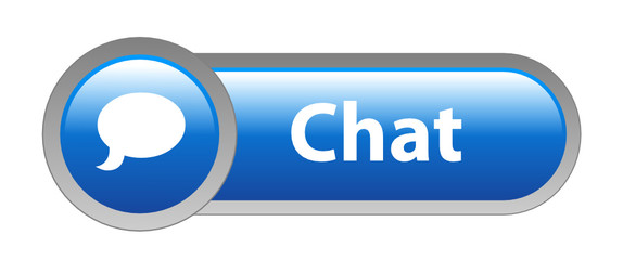 """CHAT"" Web Button (share forum testimonials opinions discussion)"