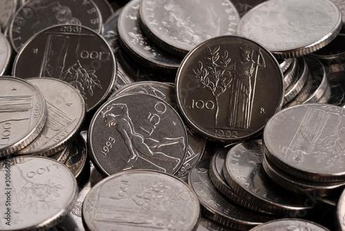 MONETE DA 50 E 100 LIRE