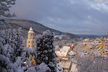 Pommelsbrunn im Winter
