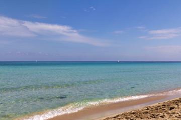 Il mare di Mondello - Palermo