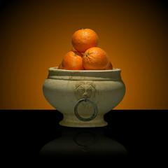 Waza pomarańczy