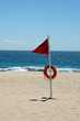 High Hazard Beach Warning Flag