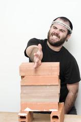 rompiendo ladrillos