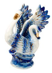 Пара лебедей - символ любви и верности