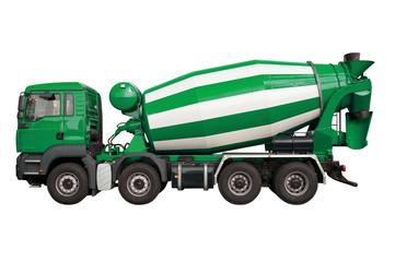 Mixer lorry