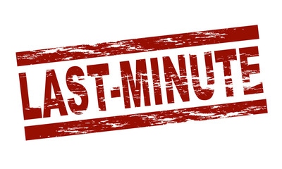 Last-minute / vektor