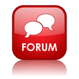 FORUM Web Button (community share users like social networking)