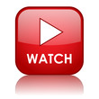 WATCH Web Button (play video view media player icon news live)
