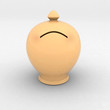 sad money box