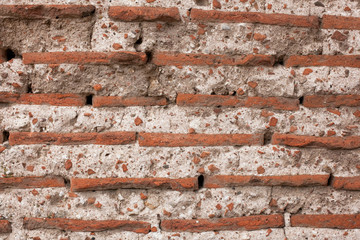 Roman brick texture wallpaper