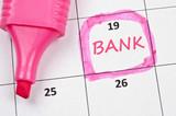Bank mark