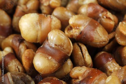Seasoned Horse Beans