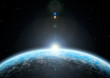 Leinwandbild Motiv 惑星03