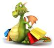 Dragon et shopping