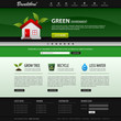 Web Design Website Elements Green Template