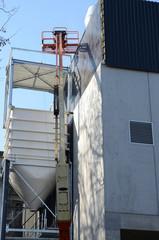 silo de moulin
