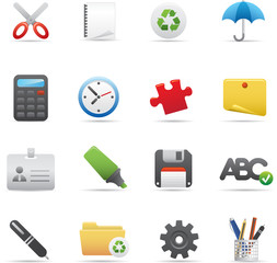 09 Office Icons