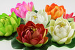 fleurs artificielles de nénuphar