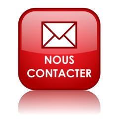 Bouton Web NOUS CONTACTER (service clients contact coordonnées)