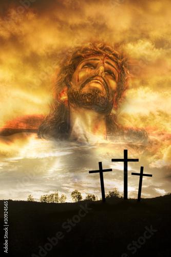 crucifixion montage 1