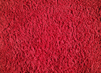 Red towel texture.