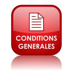 """Bouton """"CONDITIONS GENERALES"""" (contrat utilisation vente termes)"""