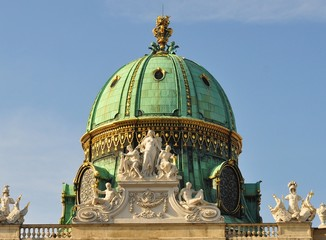 Vienna sightseeing: Michaelertor