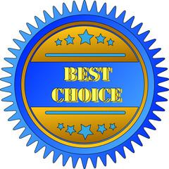 Знак Лучший выбор