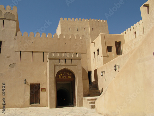 Fort von Nizwa - Oman