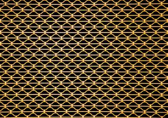 Valla amarilla