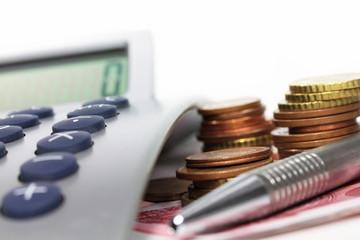 Tischrechner Finanzen