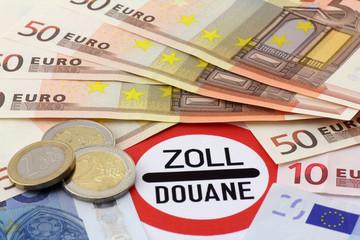 zoll mit euro