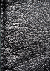 Element of the leather cloth