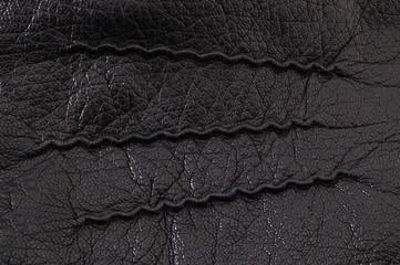 Leather element
