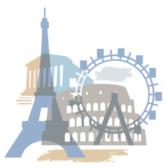 Europe_monuments