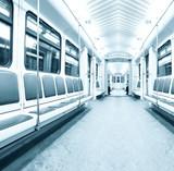 Fototapete Reisen - Trip - Tunnel / Unterirdisch