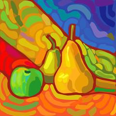 Vincent Willem van Gogh-Fruit