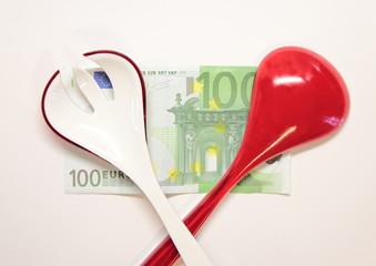 Cucina e soldi