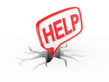 The help is required poster